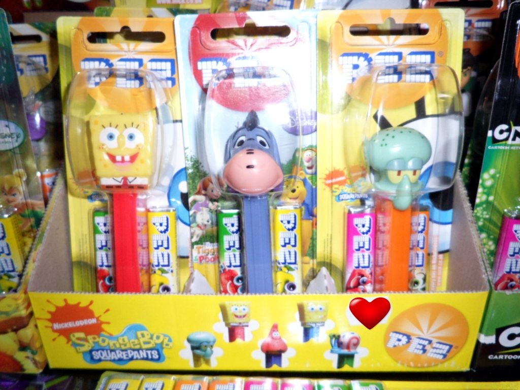 PEZ Statements